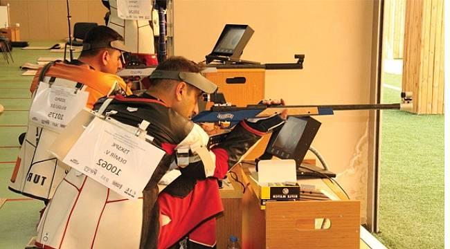 Havalı ve Ateşli Silahlar milli takımı seçme heyecanı