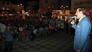İlkadım'da 2. Açık Hava Sinema Festivali başladı