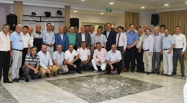Şahin BEM-BİR-SEN üyeleriyle buluştu