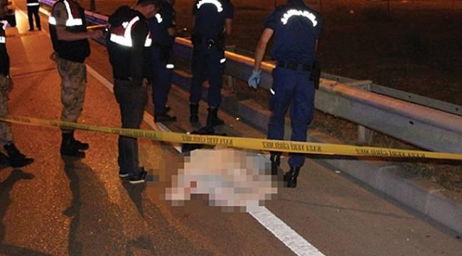 Samsun'da aracın çarptığı kişi öldü