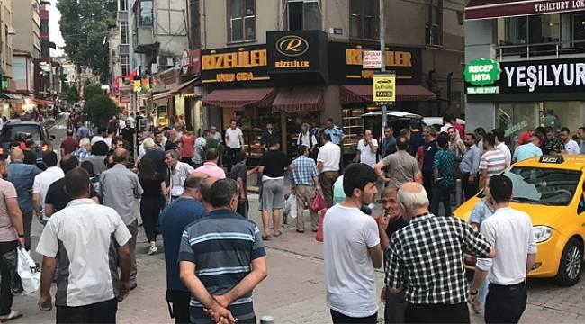 Samsun'da polis dehşet saçtı
