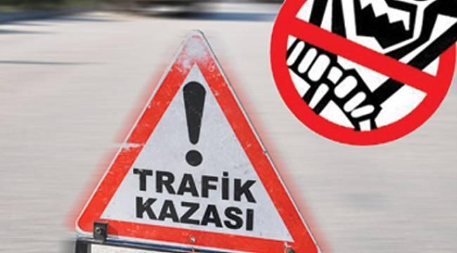 Samsun'da tarım aracı devrildi: 1 ölü
