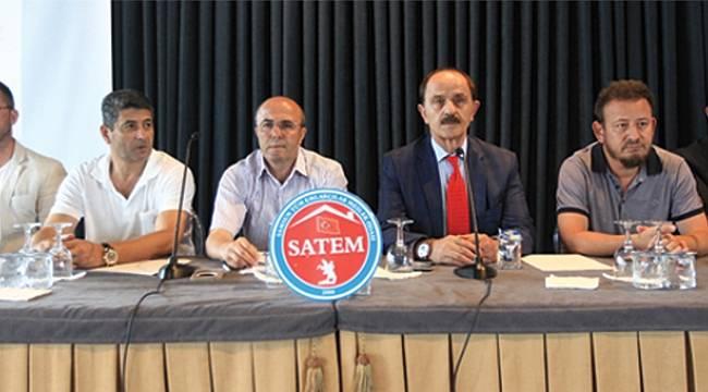 Samsun'da vatandaşlar imar barışı hakkında bilgilendirildi