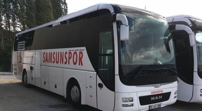 Samsunspor 'MAN ile yola çıkıyor