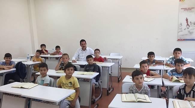 Türkiye'nin en büyük Gençlik Merkezi'ne Sahibiz
