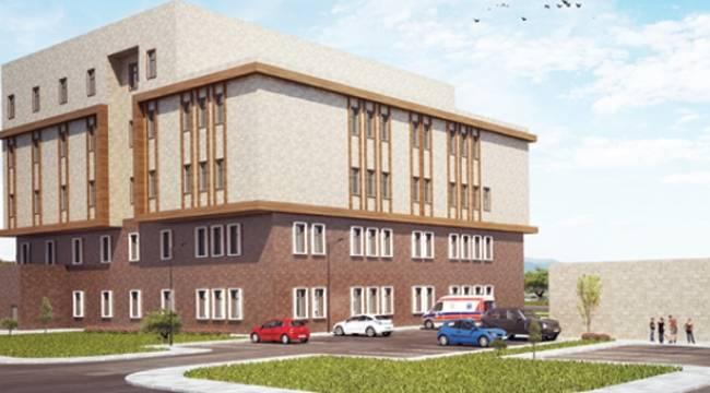 19 Mayıs yeni devlet hastanesi 2020'de hizmete girecek