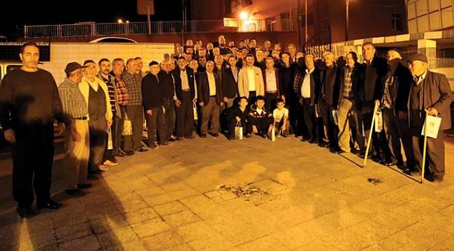 """Atakum'da gönül belediyeciliği  """"Vatandaş-belediye işbirliği"""""""