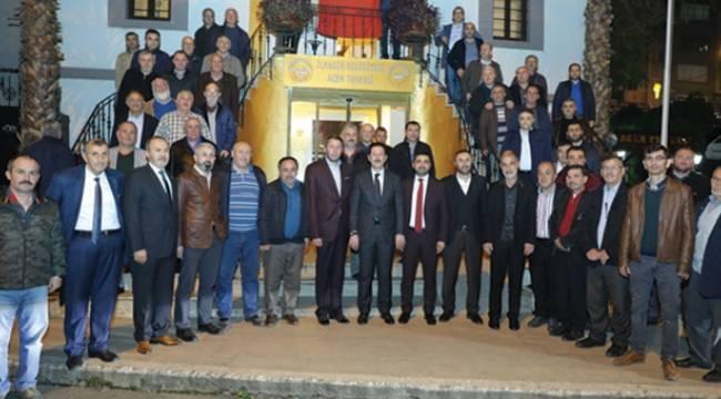 AK Parti İlkadım'dan güçlü birliktelik