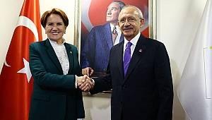 Kılıçdaroğlu-Akşener görüştü