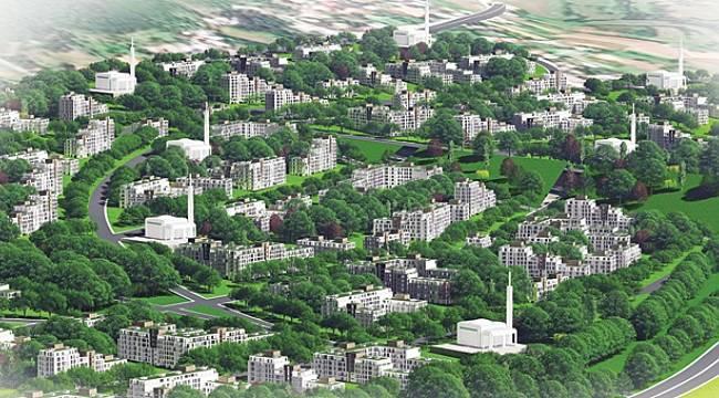 Şehirciliği kökten değiştirecek proje