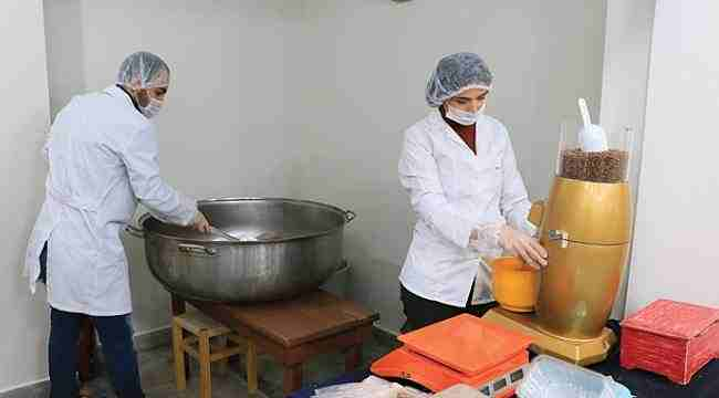 OMÜ öğrencileri ayda 3 ton kahve üretiyor