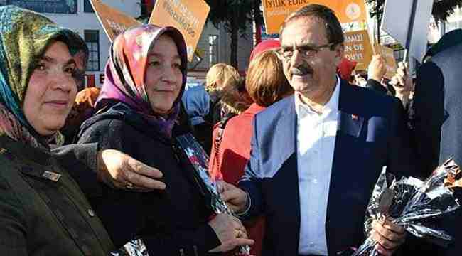 Şahin'den 5 Aralık Kadın Hakları Günü mesajı