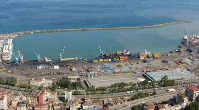 Samsun'da ihracat arttı