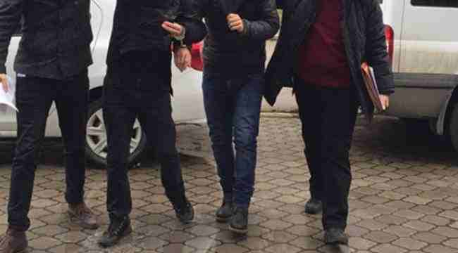 Samsun'da inşaatlardan hırsızlık iddiası