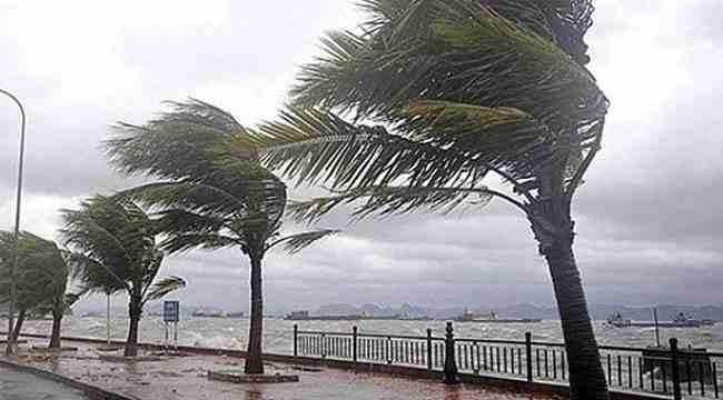 Samsun'da şiddetli fırtına