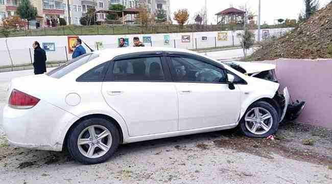 Samsun'daki feci kazada 8 yaşındaki çocuk hayatını kaybetti