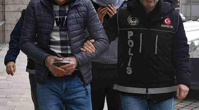 Samsun merkezli uyuşturucu operasyonunda 6 gözaltı
