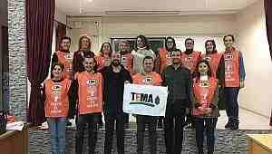 TEMA Vakfı Tekkeköy İlçe Sorumluluğu çalışmalara başladı