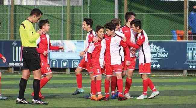 Yılport Samsunspor U15 Erbaaspor U15 6-0