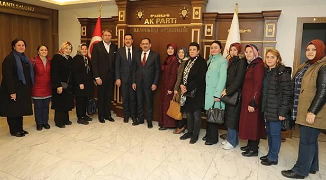 AK Parti İlkadım İlçe Danışma Meclisi gerçekleşti