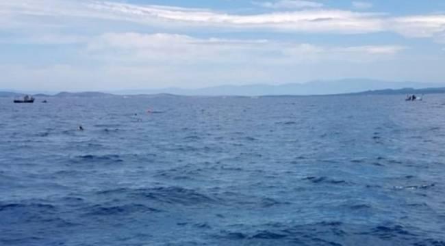Batan geminin kaptanı bulundu