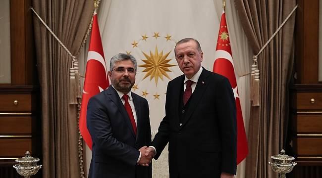 Cumhurbaşkanı Erdoğan 19 Ocak 'ta Samsun'da