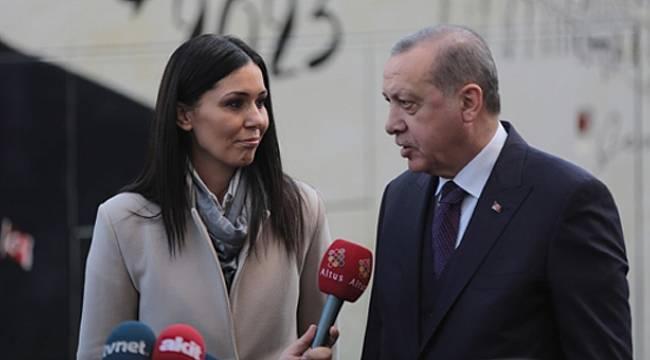 Erdoğan'dan 'Şehrim 2023 Projesi'ne övgü
