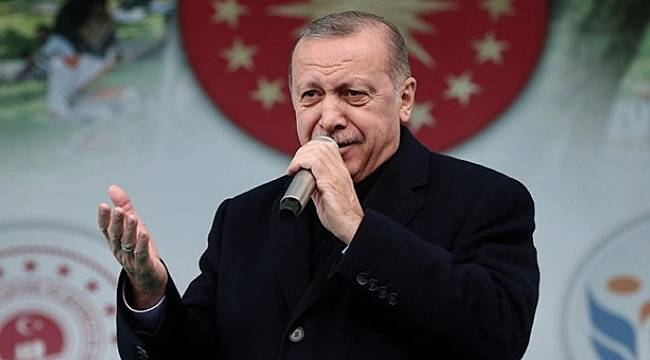 ERDOĞAN SAMSUN'A GELİYOR
