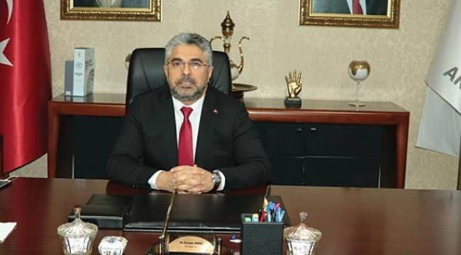 Ersan Aksu, 10 Ocak Çalışan Gazeteciler Günü'nü kutladı