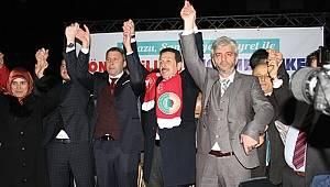 İlkadım'da Erdoğan Tok rüzgarı