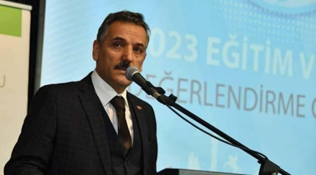Kaymak: Samsun'da 2019 sonunda tekli eğitime geçilecek