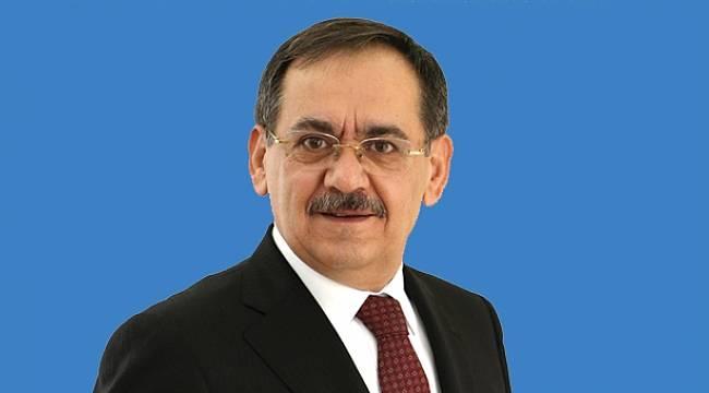 Mustafa Demir gazetecileri kutladı