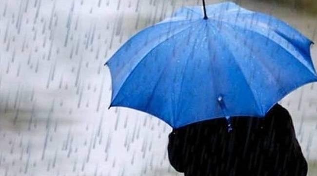 Samsun'a yağış uyarısı