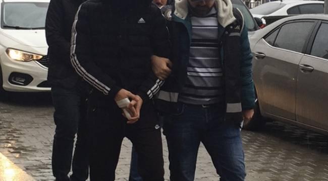 Samsun'da silah kaçakçılarına yönelik operasyonu