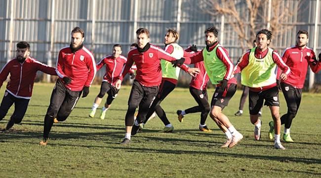 Samsunspor Diyarbakır'da