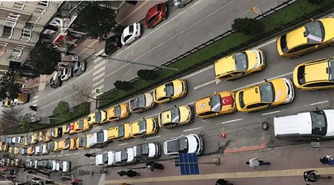 Taksicilerden