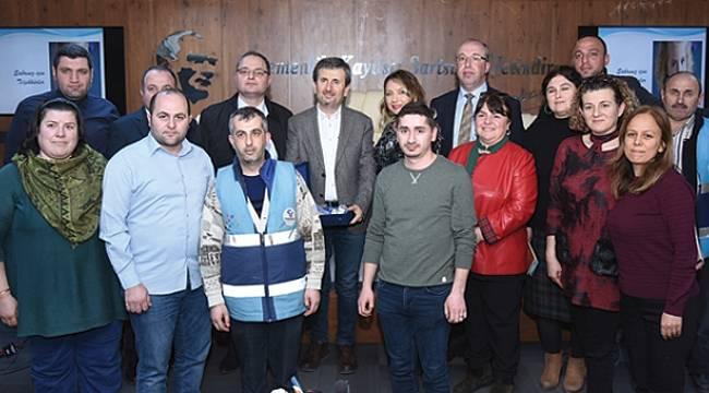 Tekkeköy Belediyesi'nde seminerler devam ediyor