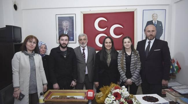 """Togar: Cumhur İttifakı Tekkeköy'de farkını fark ettirecek"""""""