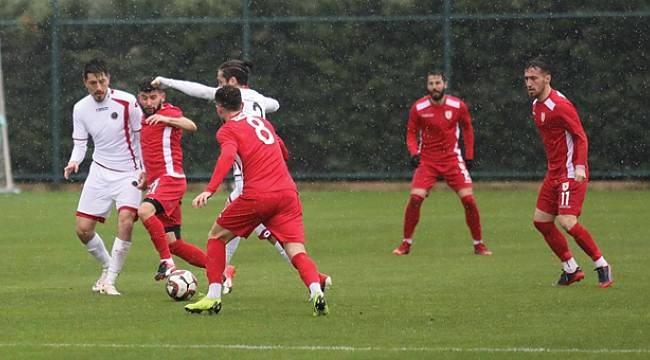 Yılport Samsunspor - Gençlerbirliği : 2 - 1