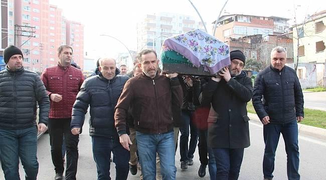 Yılport Samsunspor'un Medya Direktörü Murat Sandıkçı'nın acı günü