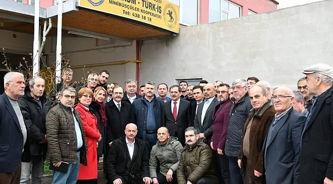 Başkan Zihni Şahin'den Atakum için 'SOSYAL GELİŞİM' projesi!