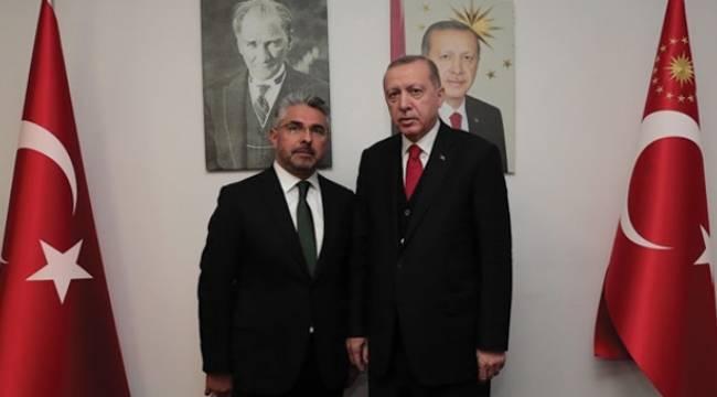 Ersan Aksu:Cumhurbaşkanımız Erdoğan 3 Mart'ta Samsun'a geliyor