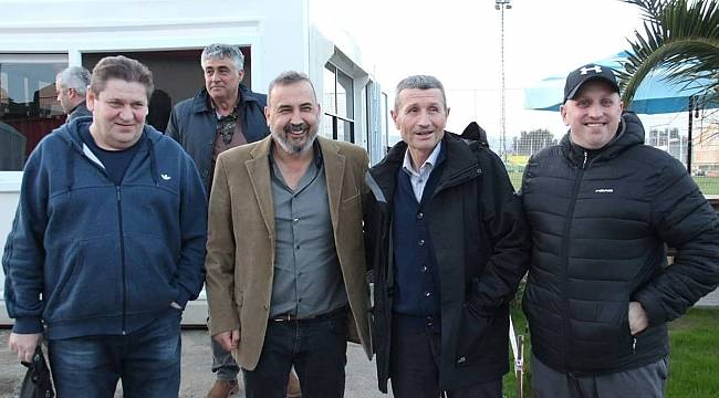 MULTESCU VE TİMOFTE SAMSUNSPOR'DA