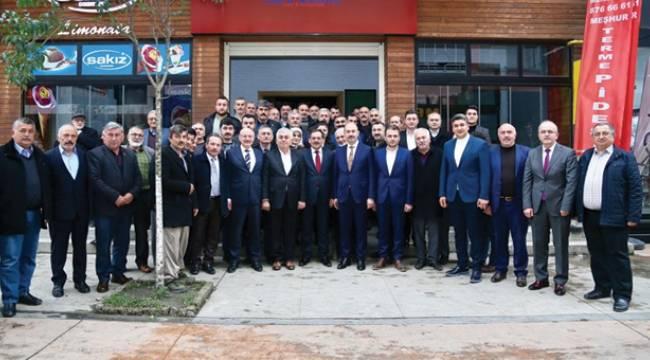 Mustafa Demir: Cumhur İttifakına gönülden bağlıyız
