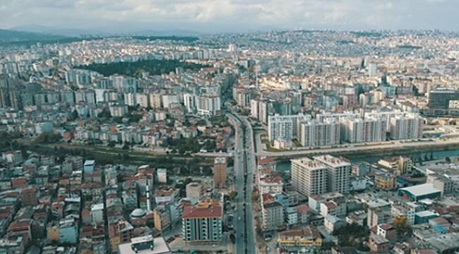 Samsun'da bin 538 binaya yapı ruhsatı