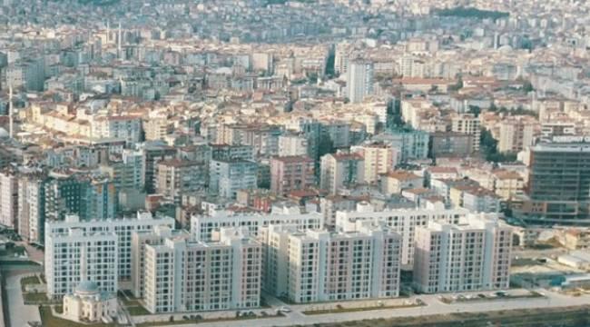Samsun'da konut fiyatları yüzde 12,85 arttı