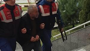 Samsun'daki hayvan hırsızı tutuklandı