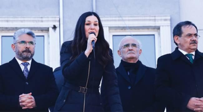 Karaaslan:  Erdoğan'ın katıldığı her miting çok görkemli