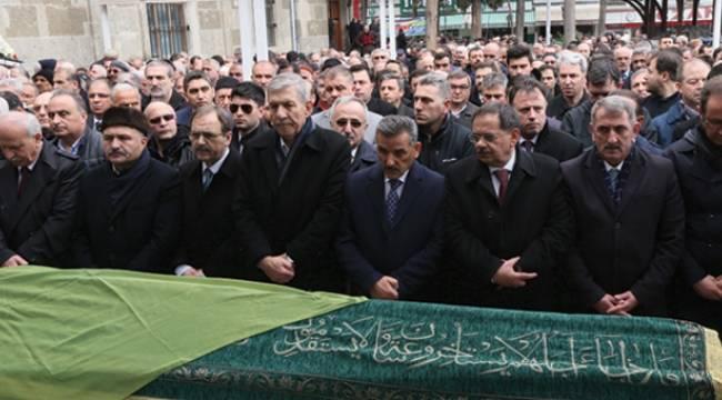 Milletvekili Ahmet Demircan'ın acı günü