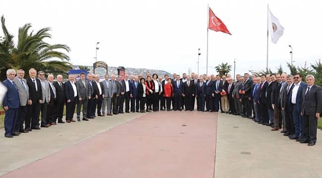Şahin'den Büyükşehir Meclisi'ne Veda